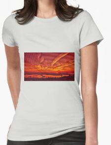 Good Morning America Womens Fitted T-Shirt