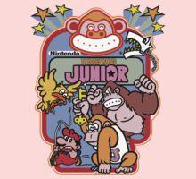 Donkey Kong Jr. Kids Clothes