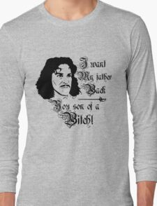 I Want My father Back Long Sleeve T-Shirt