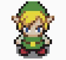Link Minish Cap by BrandinCason