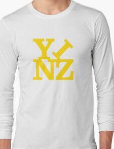 Yinz Long Sleeve T-Shirt
