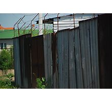 Mental Barriers Photographic Print