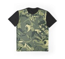 Abstract Camo_2 Graphic T-Shirt