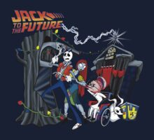 Jack To The Future Kids Clothes