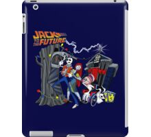 Jack To The Future iPad Case/Skin