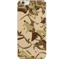 Abstract Camo_4 iPhone Case/Skin