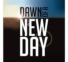 dawn of a new day Photographic Print