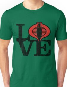 LOVE COBRA Unisex T-Shirt
