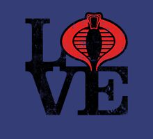 LOVE COBRA Unisex T-Shirt