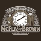 McFly & Brown Blacksmiths by DoodleDojo