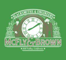 McFly & Brown Blacksmiths Kids Clothes
