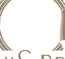 McFly & Brown Blacksmiths Sticker