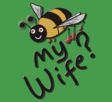 BEE MY WIFE? by Matterotica