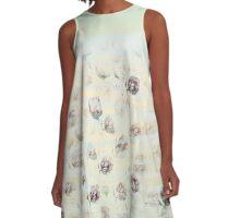 Rosenknospen Potpouri A-Line Dress