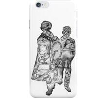 Life of Sherlock Holmes iPhone Case/Skin