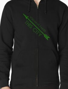 Green Arrow - You Have Failed This City T-Shirt