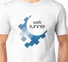 runner web Unisex T-Shirt