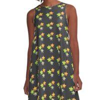 STAR A-Line Dress