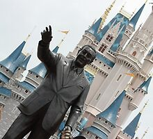 Walt and Mickey by MFleming