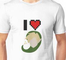 I <3 Link Unisex T-Shirt