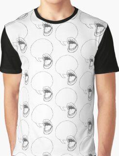 Speech Bubble Graphic T-Shirt