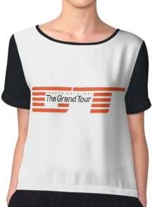 The Grand Tour Chiffon Top
