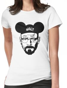 WALT MOUSE EARS Womens Fitted T-Shirt