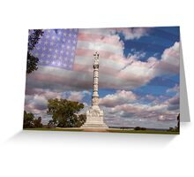 Yorktown Remembrance Greeting Card