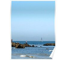 Sailing Takes Me Away Poster