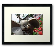 Dumbo and Timothy Mouse Framed Print