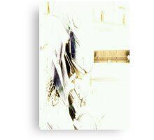 Halo - Burning Soldier Canvas Print