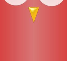 Red Owl Design Sticker
