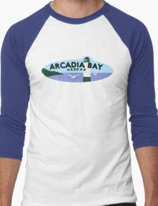 Life is strange Arcadia Bay Oregon Men's Baseball ¾ T-Shirt