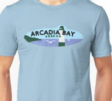 Life is strange Arcadia Bay Oregon Unisex T-Shirt