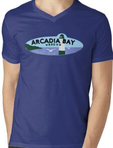 Life is strange Arcadia Bay Oregon Mens V-Neck T-Shirt