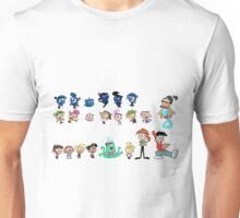 Fairly Odd Parents Package Unisex T-Shirt
