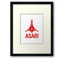 ASARI Framed Print