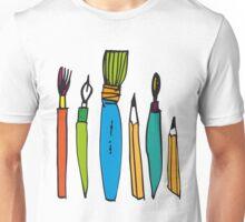 I like painting Unisex T-Shirt