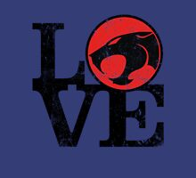 LOVE THUNDERCATS Unisex T-Shirt