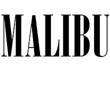 Malibu by hipsterapparel