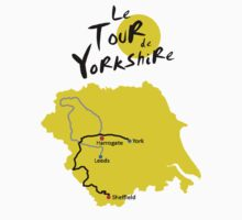Tour de Yorkshire by Andy Farr