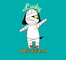 Lucky is my Best Friend! by joystick