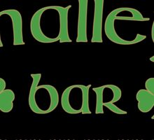Nick Cave and the Bad Seeds – O'Malley's Bar Sticker