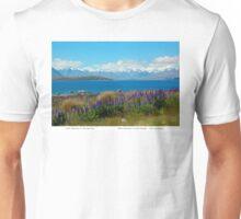 Lake Tekapo New Zealand Unisex T-Shirt