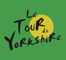 Le Tour de Yorkshire Kids Tee