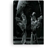 Halo - New and Old Canvas Print