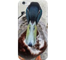 Let me take a selfie iPhone Case/Skin