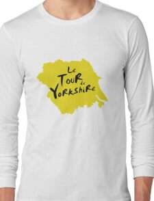 Le Tour de Yorkshire 2 Long Sleeve T-Shirt