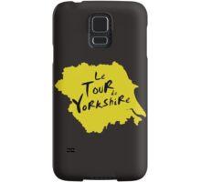 Le Tour de Yorkshire 2 Samsung Galaxy Case/Skin