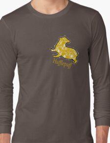 Hufflepuff from Harry Potter Long Sleeve T-Shirt